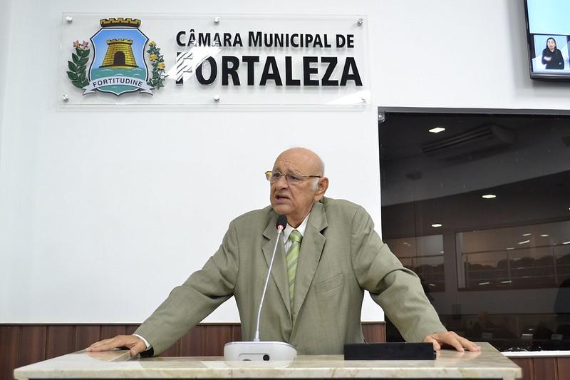 Vereador Luciram Girão (PDT)