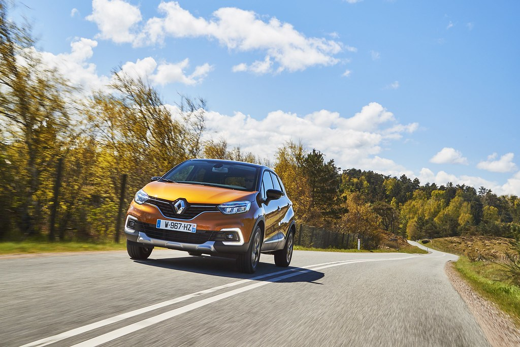 Comprar Renault Captur