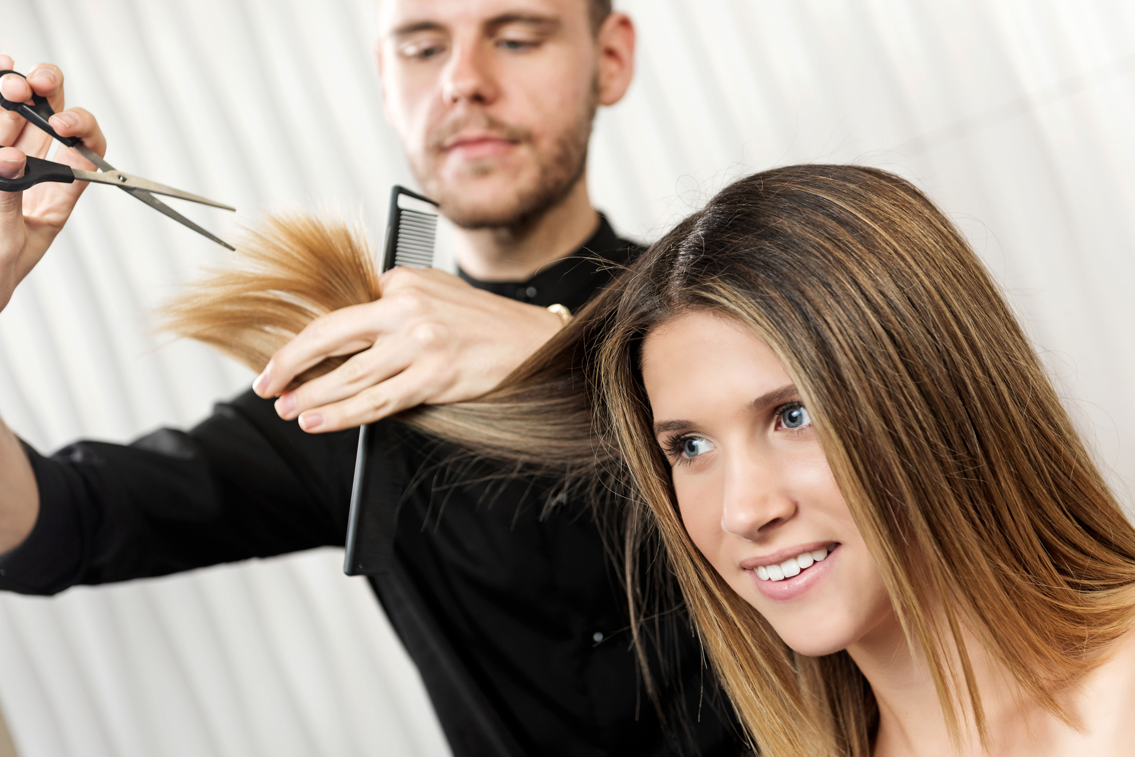 iStudio professional cutting hair