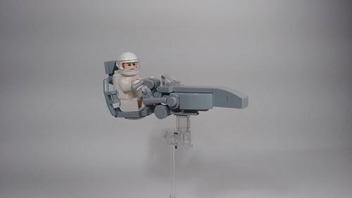 LL- 105 Lunar Speeder