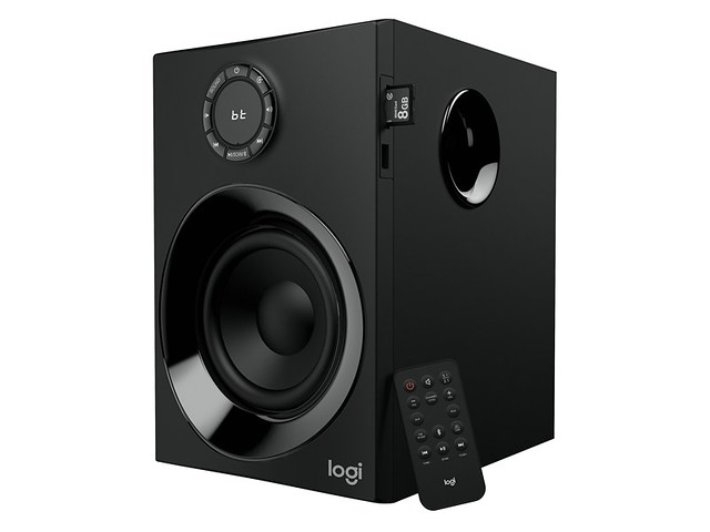 High_Resolution_JPG-Z607 SubWoofer and Remote