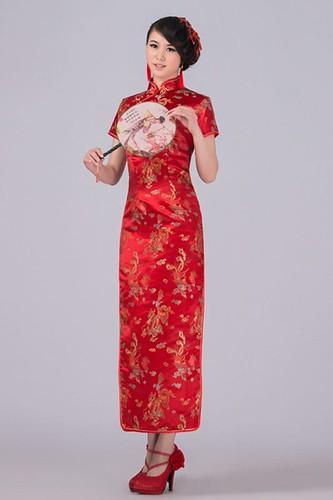 Женский карнавальный костюм Платье в китайском стиле