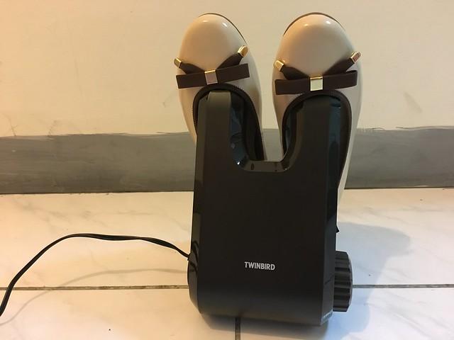 TWINBIRD SD-4546烘鞋機