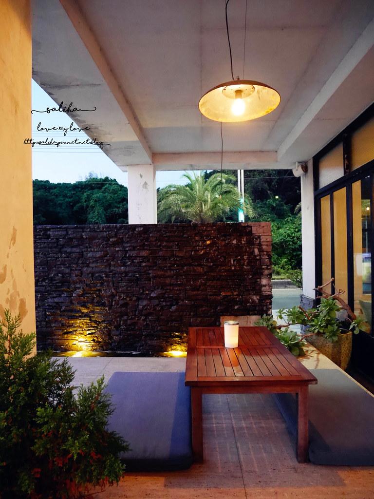 新北淡水老街夜景夕陽景觀餐廳咖啡館推薦la villa cafe (3)