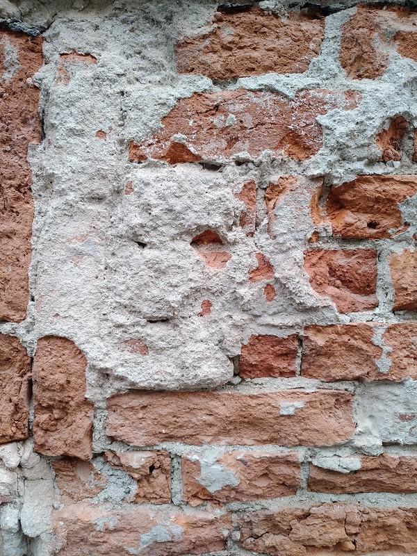 Cracked Brickwall texture #8