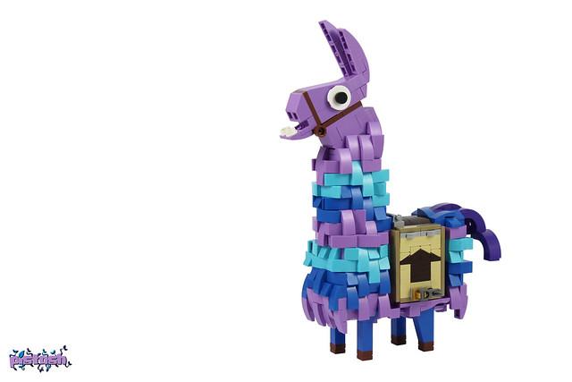 Fortnite llama