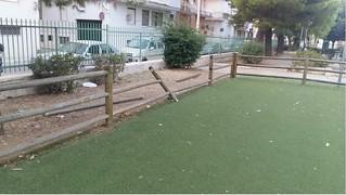 parco giochi Polignano