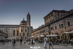 Piazza del Popolo- Ascoli