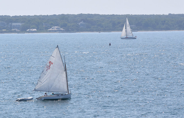 catboat and sloop