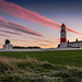 Souter Under Sunset Skies.