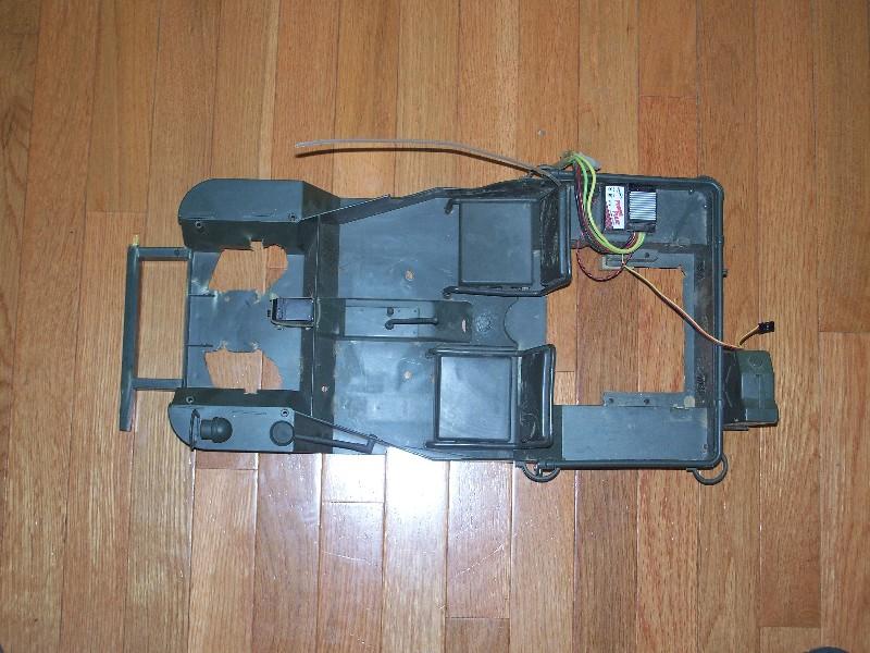 Building an RC sixth scale Jeep 45537201561_204ebb32dc_o