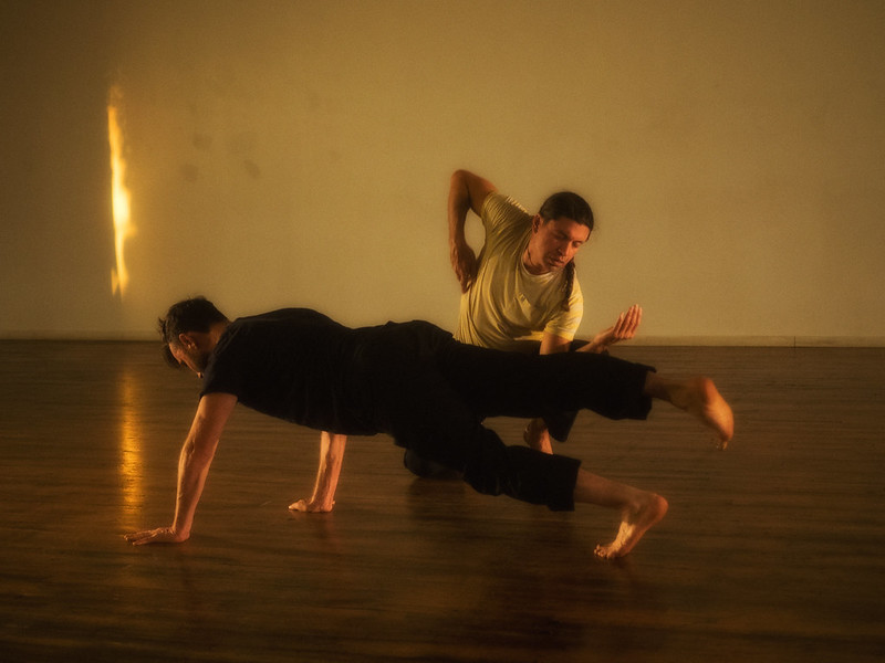 Weave Rehearsal photo by Tommy Sar-2
