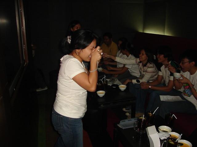 VOICEWORX DUBBING, Sony DSC-S40