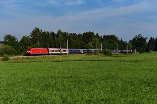 101 090-9 DB, Nachtzug (3695)