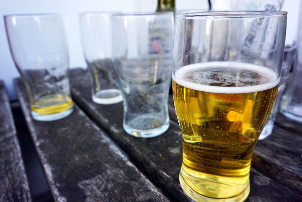Американские солдаты выпили всё пиво в Исландии