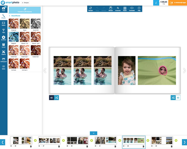 smartphoto fotoboek
