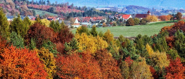 Daxberg Landschaft, Canon EOS 600D, Canon EF 28-135mm f/3.5-5.6 IS