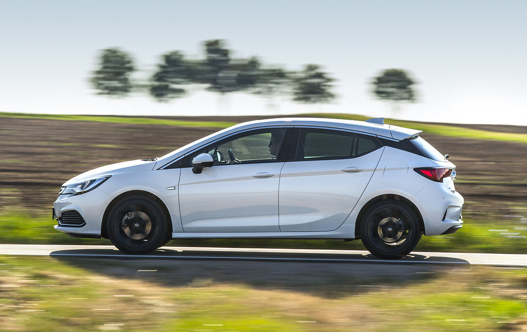Comprar Opel Astra