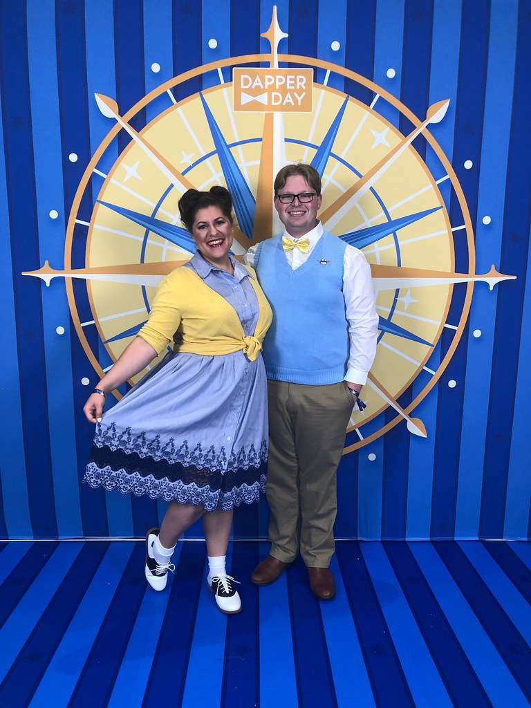 Dapper Day 2