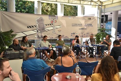 Παρουσίαση Σκηνοθετών Εθνικού Διαγωνιστικού - 20-09-2018