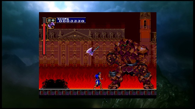 Castlevania: Symphony of the Night & Rondo of Blood Haunt PS4