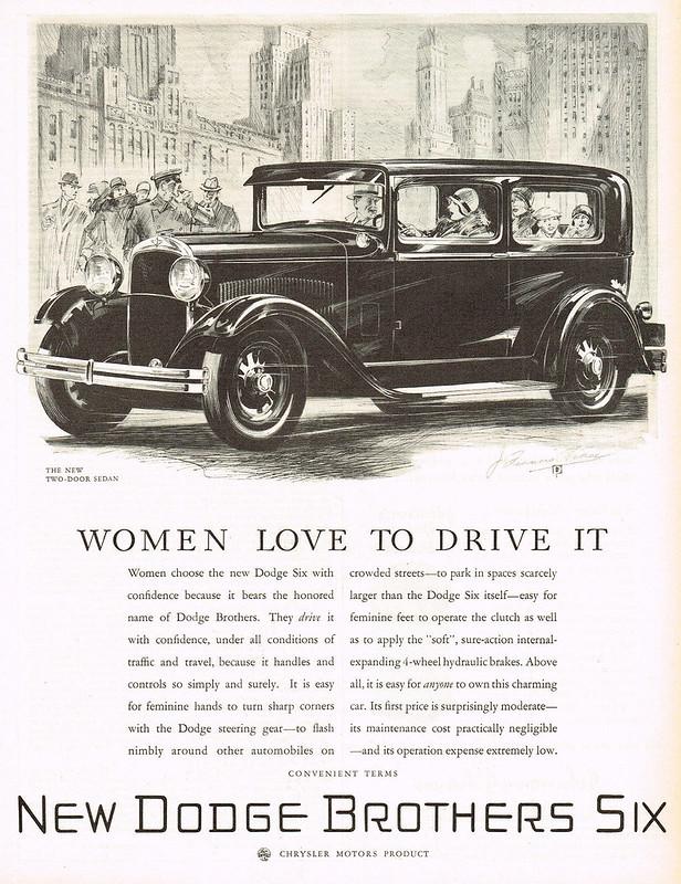 1929 Dodge Six