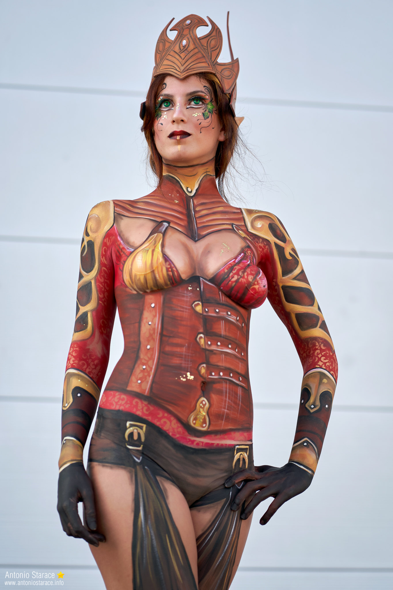 Romics2018_autunno_bodypaint_19