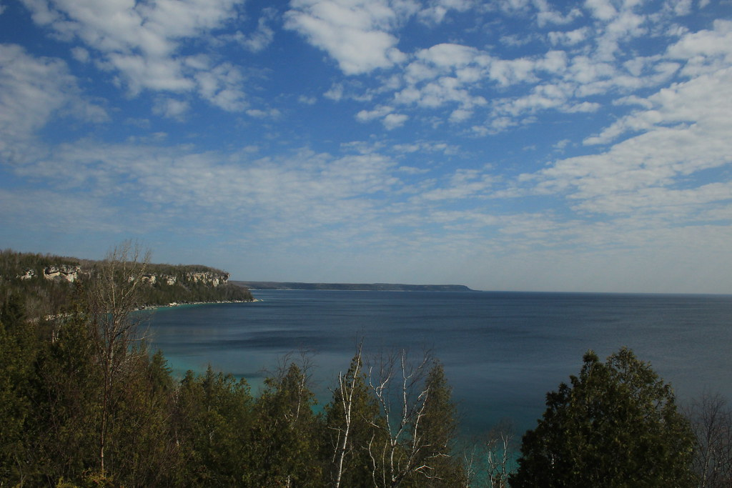 Bruce Trail: Minhinnick, Devils Monument, Lillie Family and Potholes