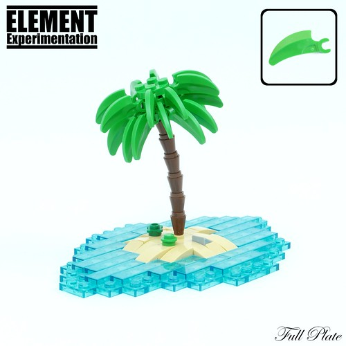 Element Experimentation: Island (Bonus!)