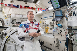 Expedition 56 Commander Drew Feustel | by NASA Johnson