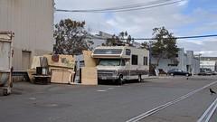 RV Camping, Berkeley California