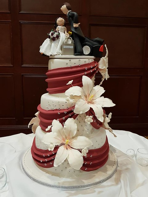 Cake by Beach View Bakes