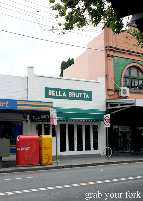 Bella Brutta Pizza on King Street in Newtown
