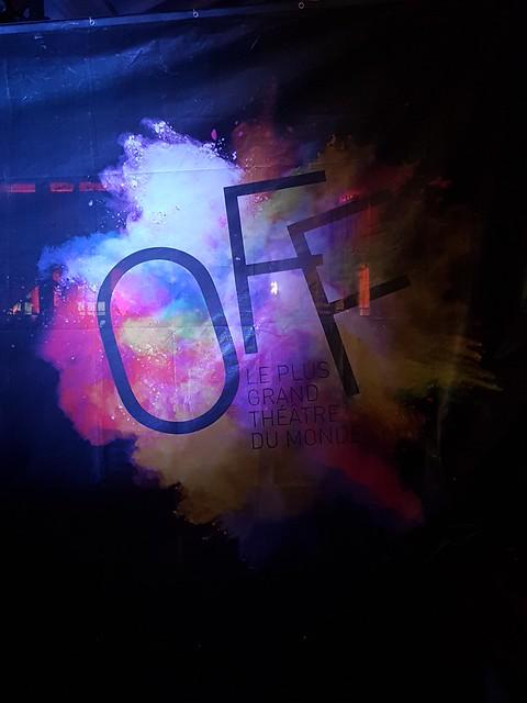 Le #OFF18 vu par Christelle Barrilliet
