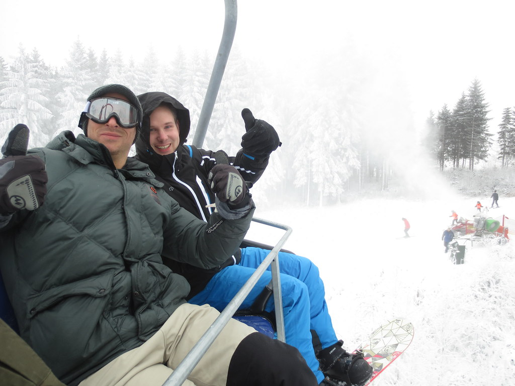 2013 - Indivirtual Snow Event, Winterberg, Germany