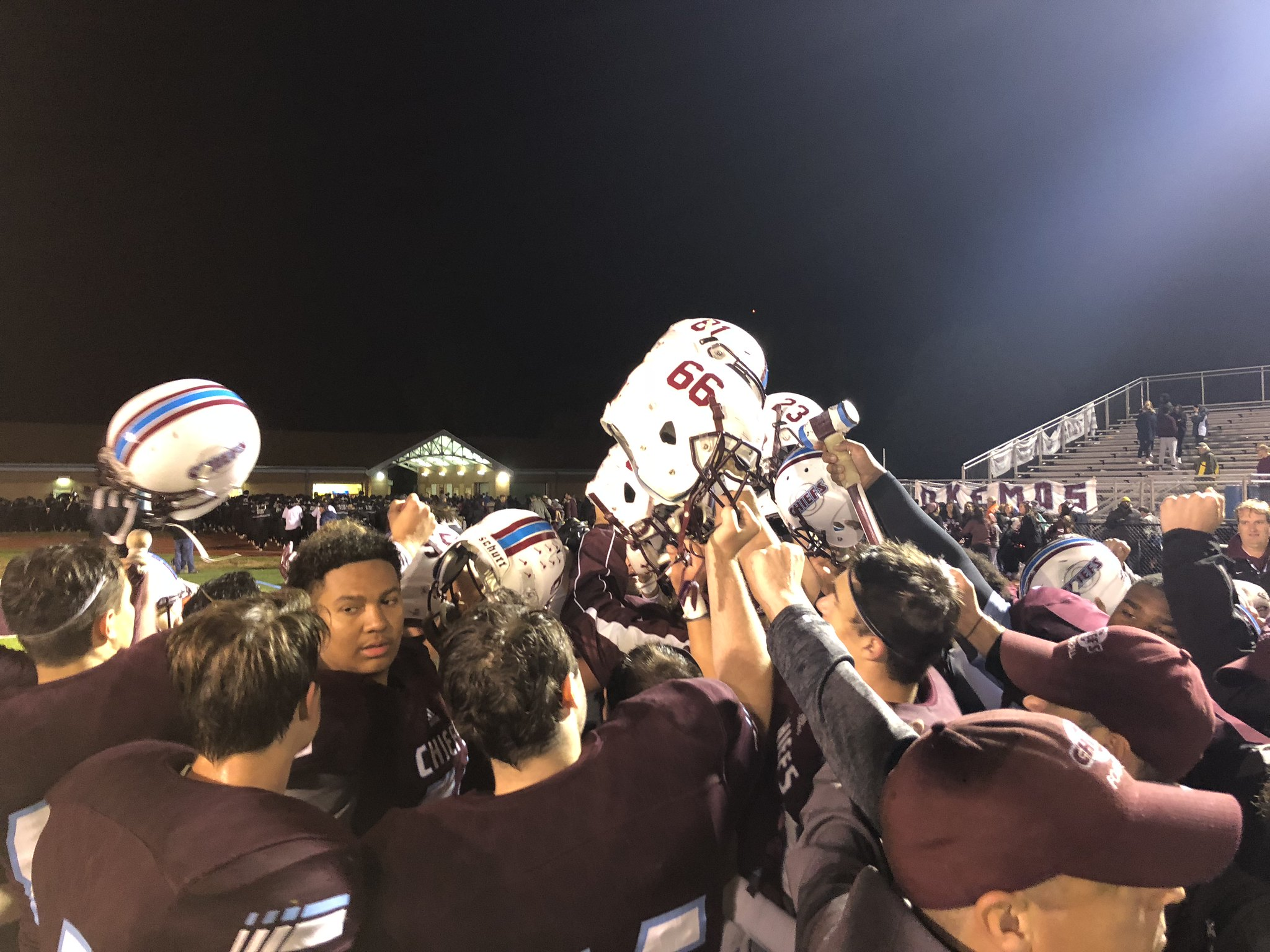 Okemos Shows Consistency in Homecoming Win