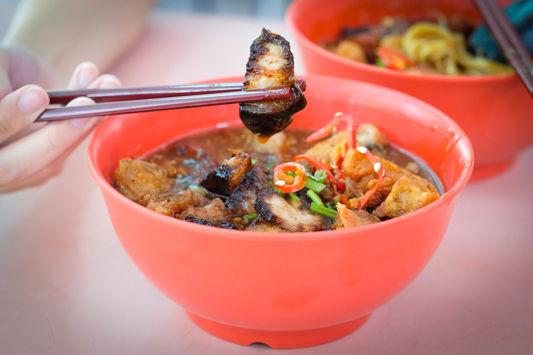 best lu mian Mvwin备用eat close up