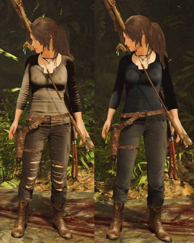 Shadow of the Tomb Raider - Capezzoli