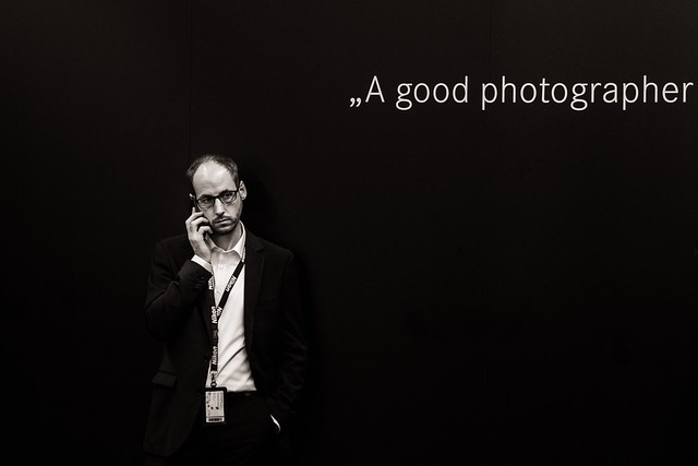 A Good Photographer (explored 2018/10/18), Fujifilm X-T2, XF56mmF1.2 R