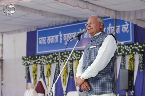 Hakam Chand from Rajpura Punjab, expresses his views