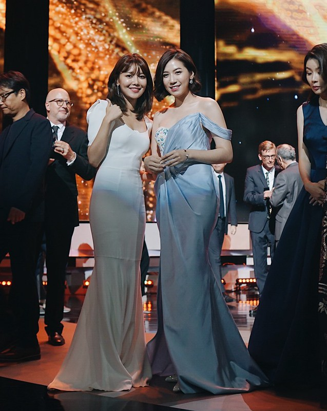 Girls' Generation's Sooyoung + Pauline Tan