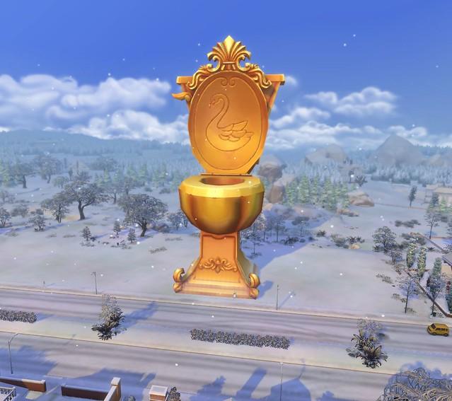Várias Imagens do The Sims 4 Rumo à Fama