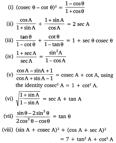 NCERT Solutions for Class 10 Maths Chapter 8 Introduction to Trigonometry 41