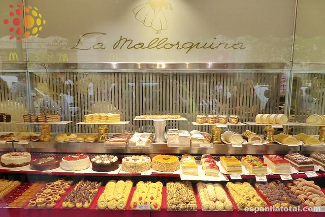 as melhores docerias de Madri: La Mallorquina