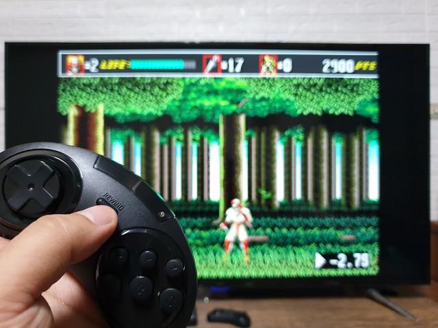 「SEGA MD 復古遊戲機」經典再現感動滿載,內建85款經典遊戲/電視遊樂器 - 33