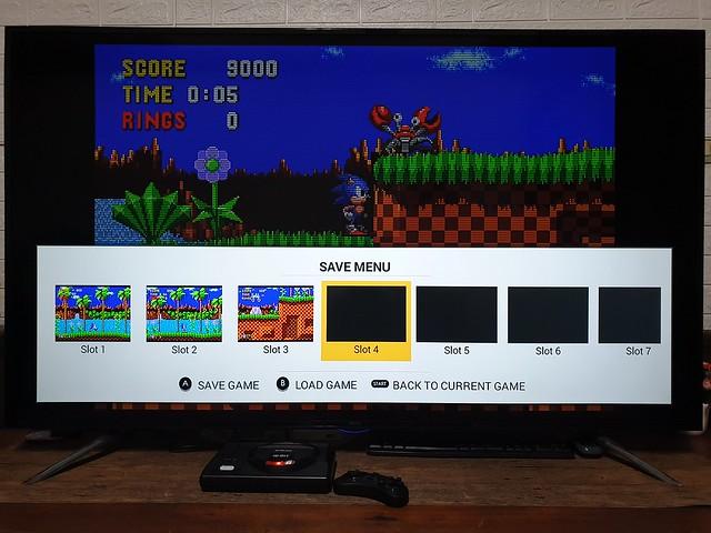 「SEGA MD 復古遊戲機」經典再現感動滿載,內建85款經典遊戲/電視遊樂器 - 32