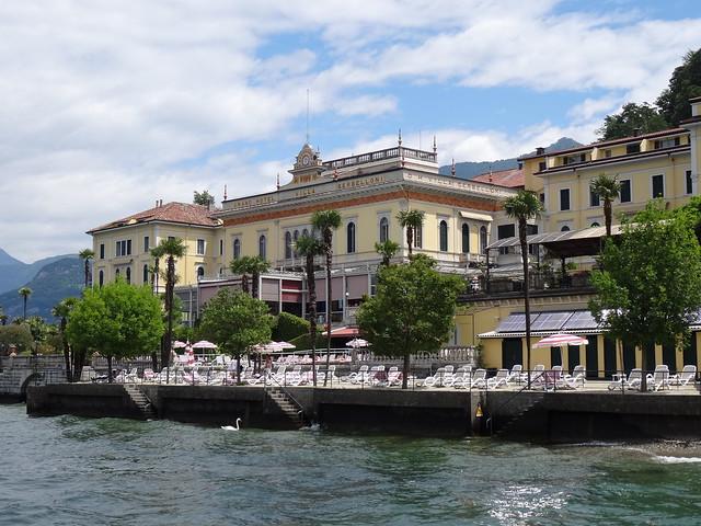 Hôtel Serbelloni à Bellagio