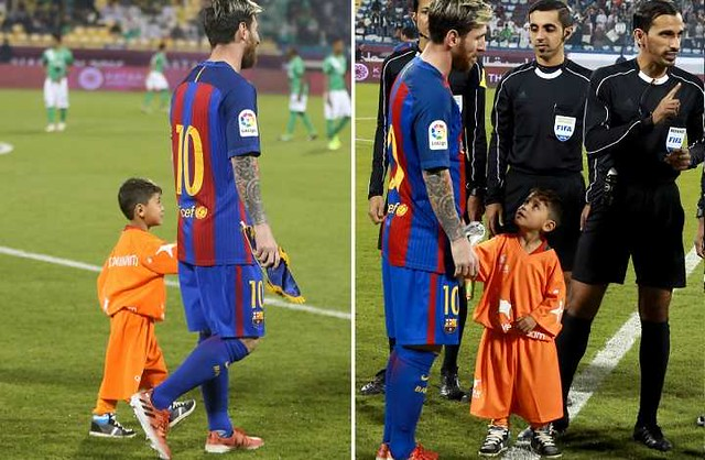 4836 7 years old Afghani fan of Messi threatened by Taliban 02