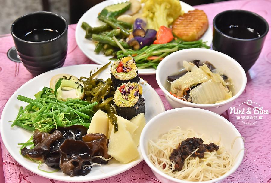 彰化素食吃到飽 清心緣 蔬食22