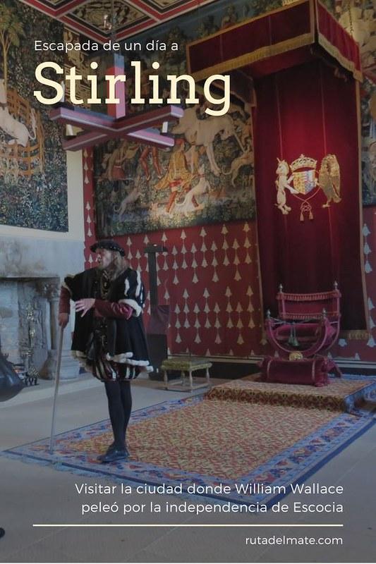 Que ver en Stirling